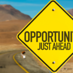 create opportunity road sign Lourdesigns